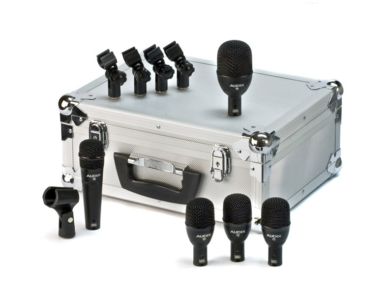 Audix FP5 Fusion Drum Microphone Pack